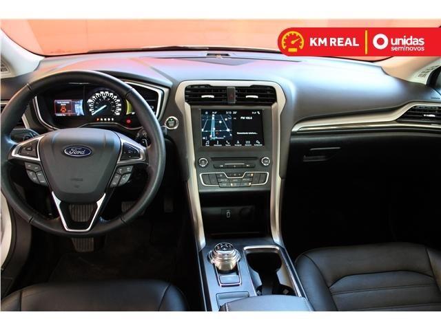 Ford Fusion 2.0 sel 16v gasolina 4p automático - Foto 7