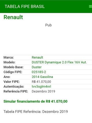Renault/Duster (completo) - Foto 16