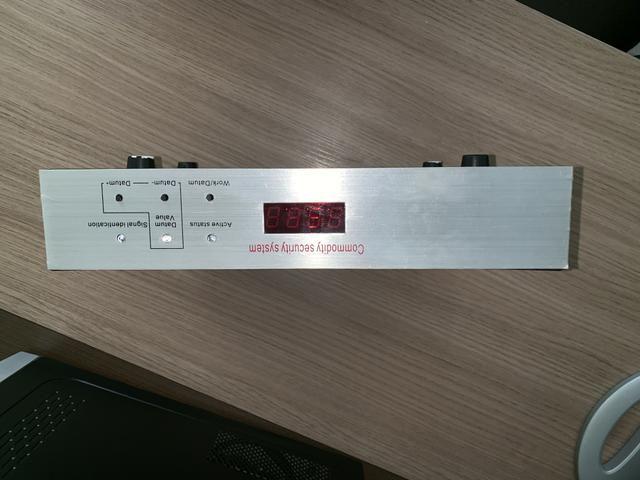 Central Controladora eletromagnetica para biblioteca - Foto 2