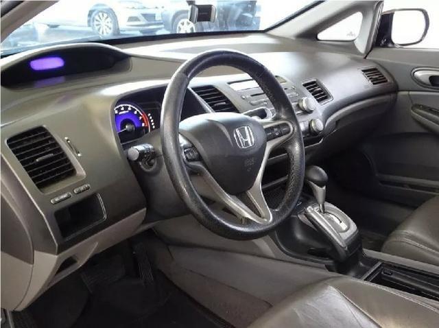 Honda Civic Lxl 1.8 Flex Aut - Foto 9