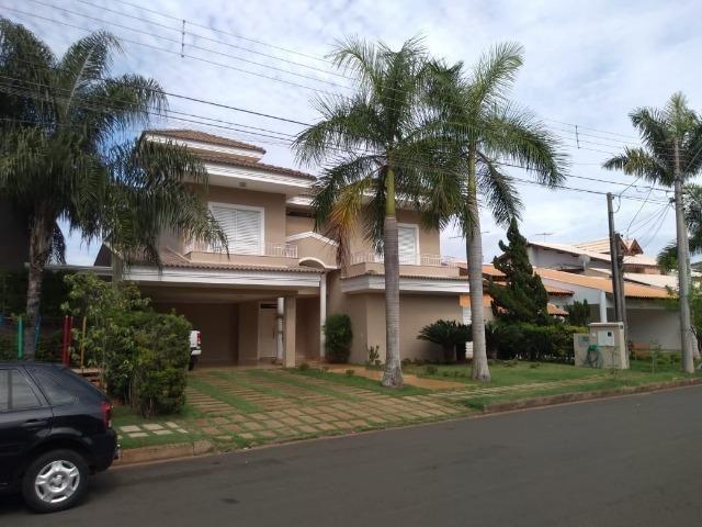 Ref. 522 - Alugo - Sobrado - 4 dormitórios - Damha I - 421 m²