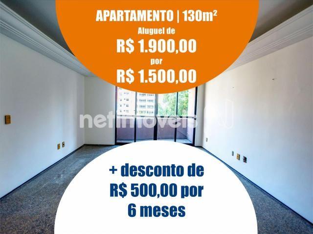 Apartamento para alugar com 3 dormitórios em Aldeota, Fortaleza cod:763283
