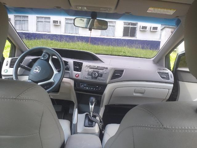 Honda Civic LXS 13/14 - Foto 6