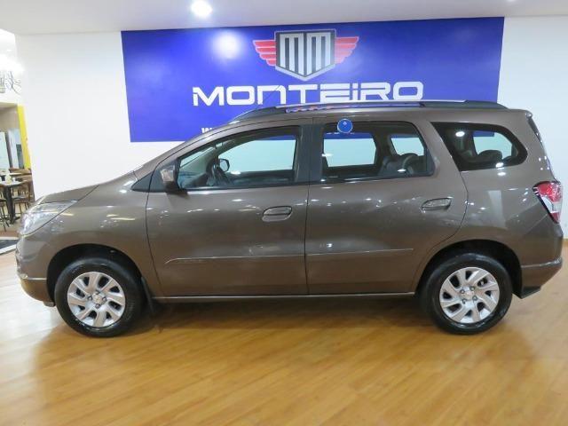 Chevrolet Spin 1.8 LTZ 8v Flex 4p Automático 7 Lugares Top de Linha C/ MyLink - Foto 4