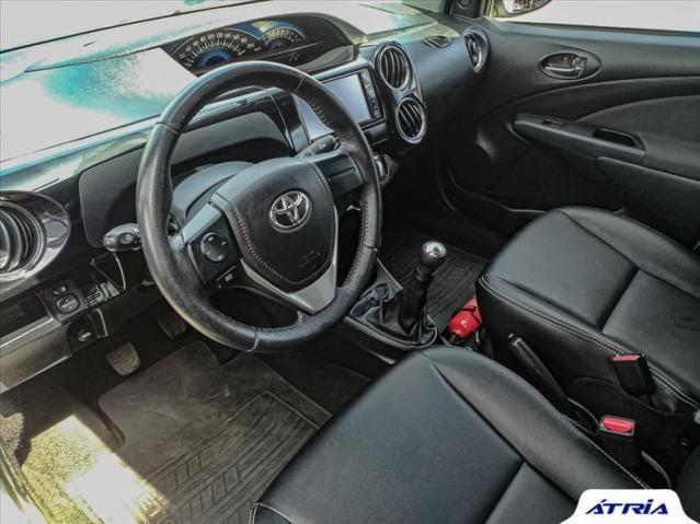 Toyota Etios 1.5 Xls Sedan 16v - Foto 7