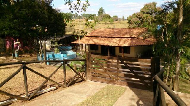 Chácara 18.000 m2 Formada Margens BR 414 Corumbá de Goiás - Foto 4