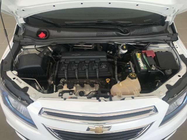 Chevrolet Prisma LT 1.4 Completo 2015 - Muito conservado + My Link!!! - Foto 15