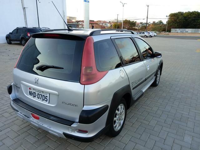 Peugeot escapade 2007 1.6 completo top!!!! carro extra - Foto 10
