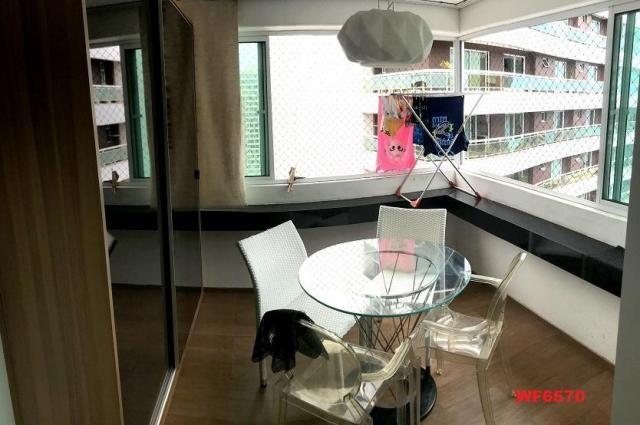 Apartamento com 3 suítes à venda, 218 m² por r$ 1.500.000 - meireles - fortaleza/ce - Foto 14