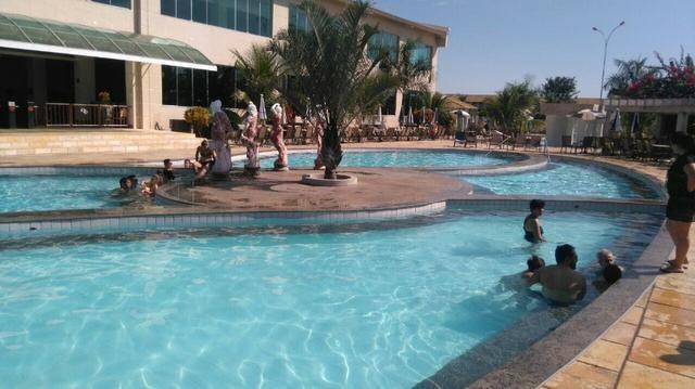 Aproveitem suas férias em Caldas Novas, ultimas vagas em Flat com parque aquático