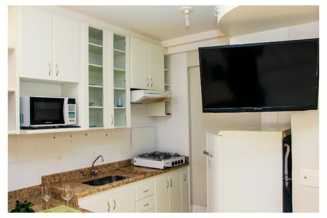 Flats e Apartamentos mobiliado por temporada em Goiânia - Foto 12