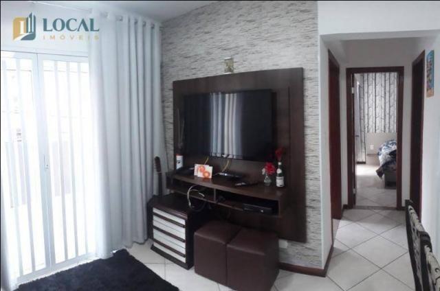 Apartamento com 2 quartos à venda. bairu - juiz de fora/mg - Foto 2