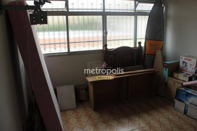 Sobrado com 4 dormitórios para alugar, 246 m² por R$ 4.000/mês - Cerâmica - São Caetano do - Foto 5