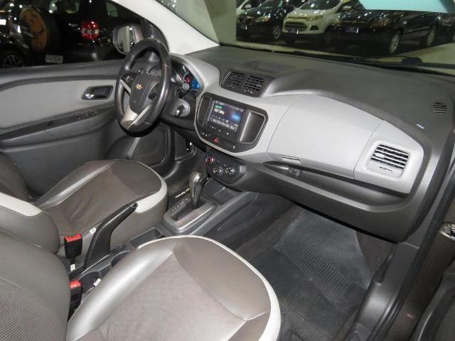 Chevrolet Spin 1.8 LTZ 8v Flex 4p Automático 7 Lugares Top de Linha C/ MyLink - Foto 13