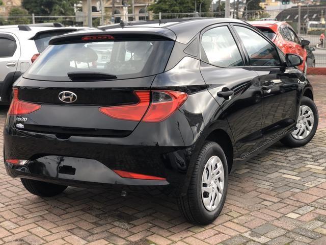 Hyundai HB20 Sense 1.0 2020 0Km - Foto 4