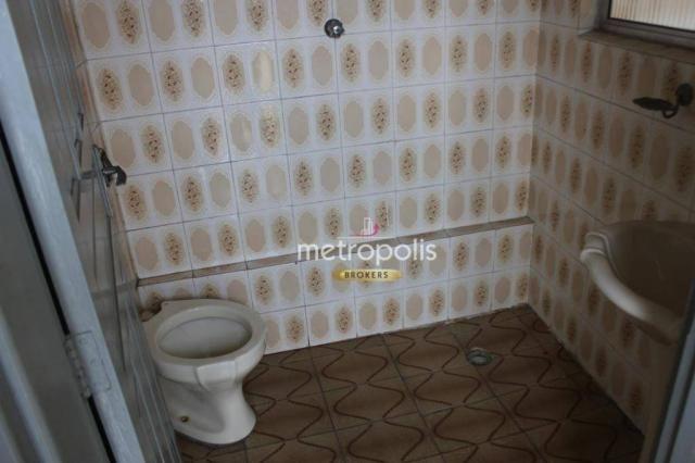 Sobrado com 4 dormitórios para alugar, 246 m² por R$ 4.000/mês - Cerâmica - São Caetano do - Foto 20