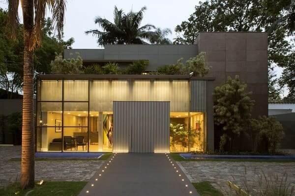Casa com 310mts, piscina você escolhe a planta+gourmet+ Financ