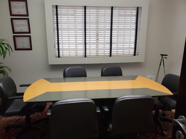 Mesa para sala de Reunião marca Móbile - Foto 2
