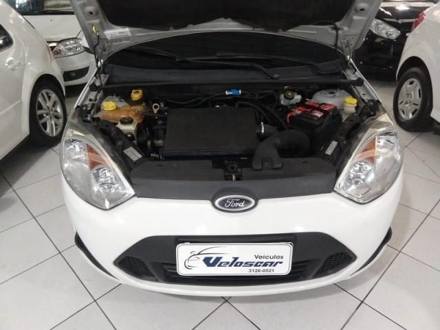 Ford Fiesta SE 8v 1.6 Flex 2014 100% financiado - Foto 8