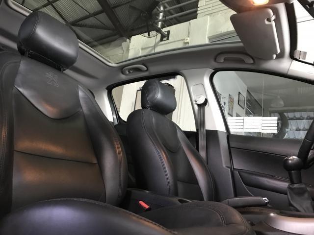 Peugeot 308 Active 1.6 Flex 16V 5p mec. - Cinza - 2014 - Foto 10