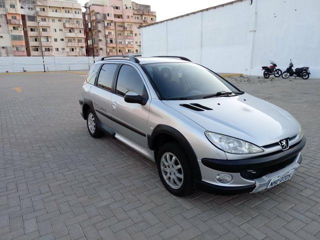 Peugeot escapade 2007 1.6 completo top!!!! carro extra - Foto 3
