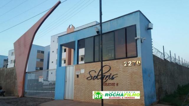 Vendo- Apartamento no Condomínio Solaris Celeste I
