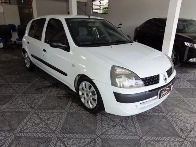 Renault Clio Legalizado suspensao e xenon - 2004
