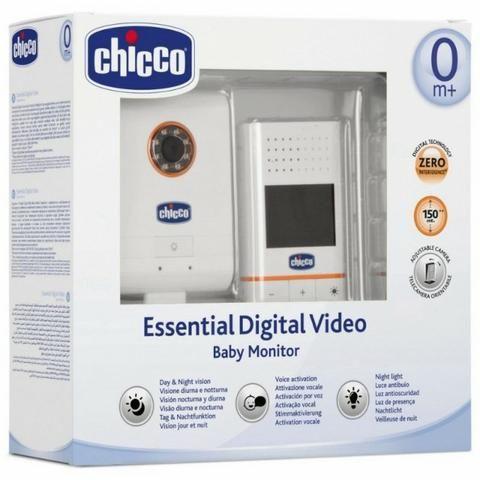 Babá Eletrônica Chicco Essential Digital Video 06626 - Foto 3