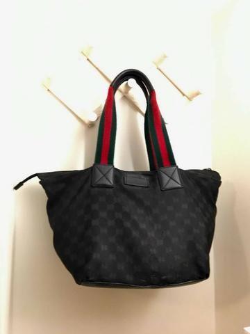 c02eb8f1a37eb Gucci - Bolsa Clássica - Bolsas, malas e mochilas - Brooklin ...