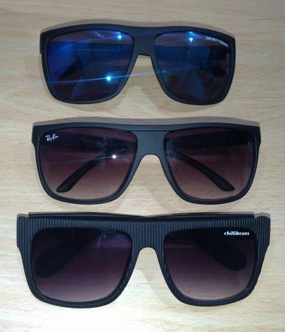 fbe926fd690b2 Óculos De Sol Masculino - Bijouterias, relógios e acessórios - São ...