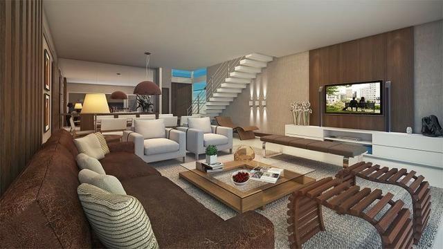 Casa na Mata da Praia, 5 quartos, Home Office - Foto 2