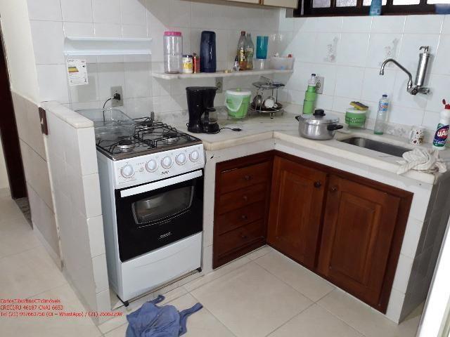 PC103 Linda Casa Duplex 2 Qtos, mobiliada, em Iguaba, Condomínio Lagoa Azul - Foto 8