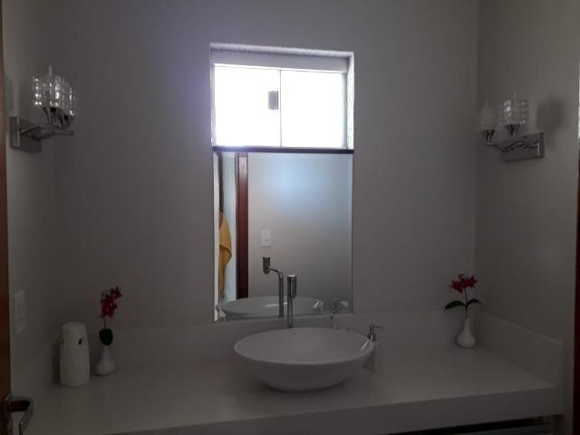 Casa 04 Quartos Rua 8 Lote 800 Metros Condominio Top - Foto 12