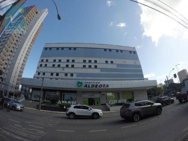 Sala para alugar, 32 m² por R$ 900/mês - Shopping Aldeota - Foto 8
