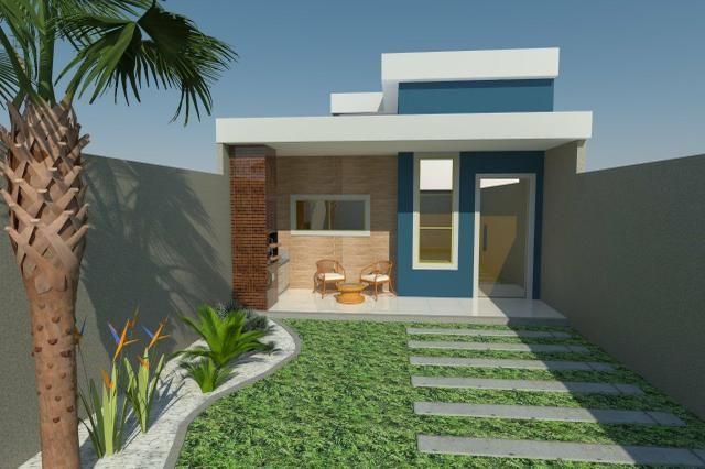 Lançamento casas planas nas margens da Washington Soares - Foto 3