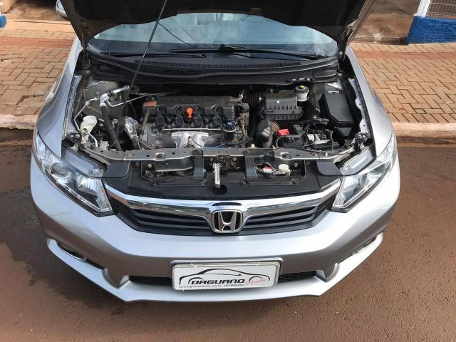 Honda Civic 2.0 Exr FlexOne 2013/2014 - Foto 15