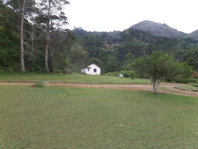 064 - Área de Terras nas Montanhas - Teresópolis - R.J