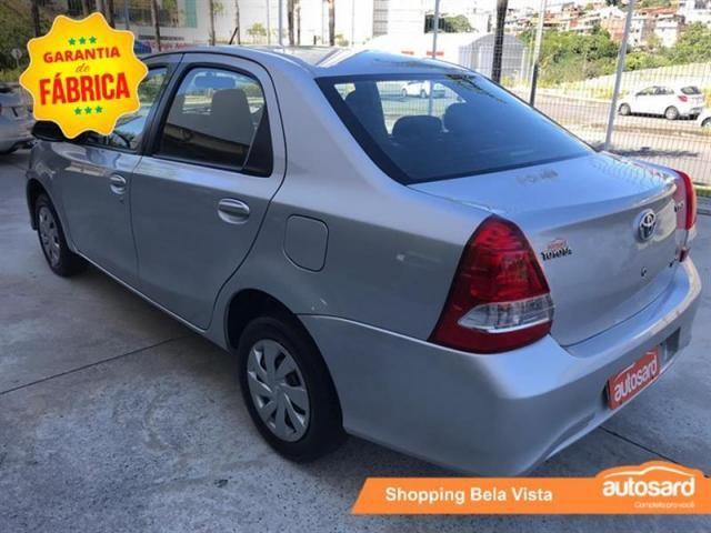 Toyota Etios Sedan XS 1.5 (Flex) (Aut) - Foto 6