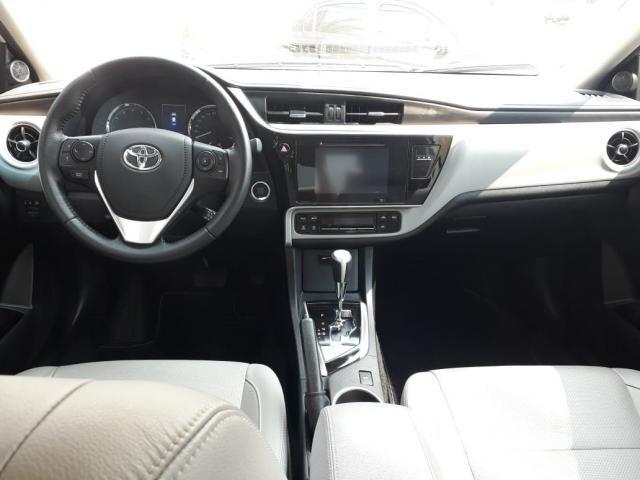 TOYOTA COROLLA 2017/2018 2.0 XEI 16V FLEX 4P AUTOMÁTICO - Foto 4