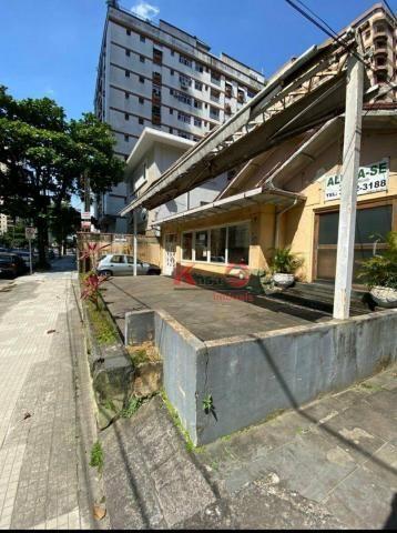 Casa com 3 dormitórios para alugar por R$ 17.000,00/mês - Aparecida - Santos/SP - Foto 7
