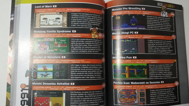 Livro Dossiê Old!gamer Volume 16: Turbografx 16 Pc Engine - Foto 3