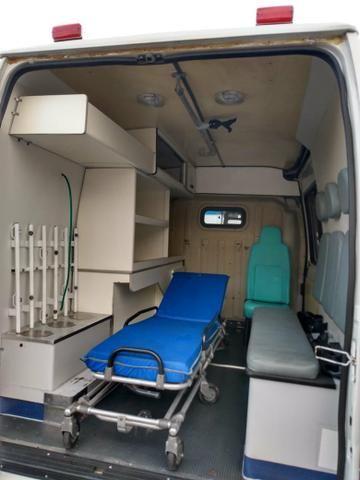 Ambulancia ducato 2004 - Foto 6