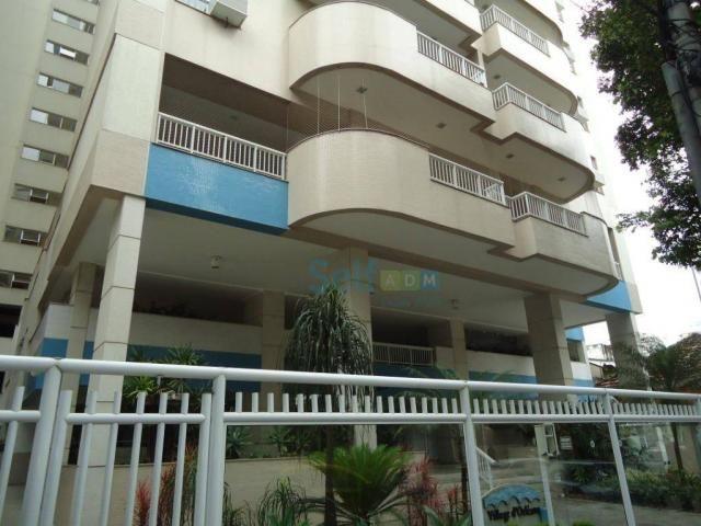 Apartamento com 2 dormitórios para alugar, 86 m² - Icaraí - Niterói/RJ - Foto 2