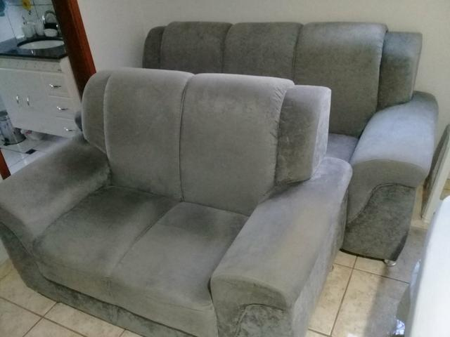 Jogo de sofá 2 e 3 lugares - Foto 3