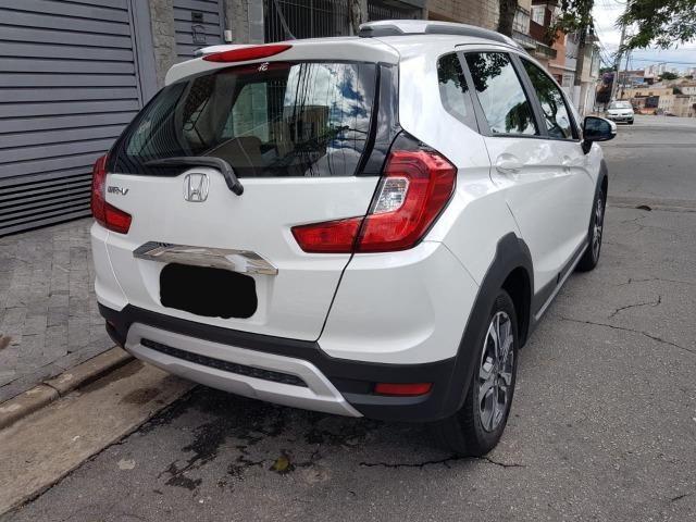 Wrv Honda Branco Perola Ex CVT 2018 todo revisado