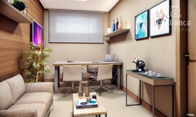 Apartamento com 3 quartos para alugar, 82 m² por R$ 1.550/mês - Praia de Itaparica - Vila  - Foto 16