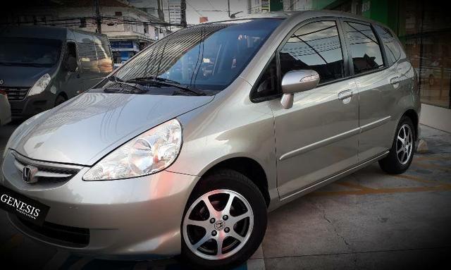 """Honda Fit 2007 automatico  """"Muito Novo"""""""