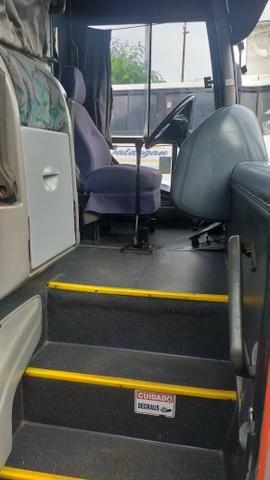 Ônibus ideal pra Motorhome ano 2000 - Foto 4