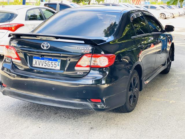 Corolla XRS 2013 Flex + GNV 5a + apenas 70.000km + perfeito estado + doc20