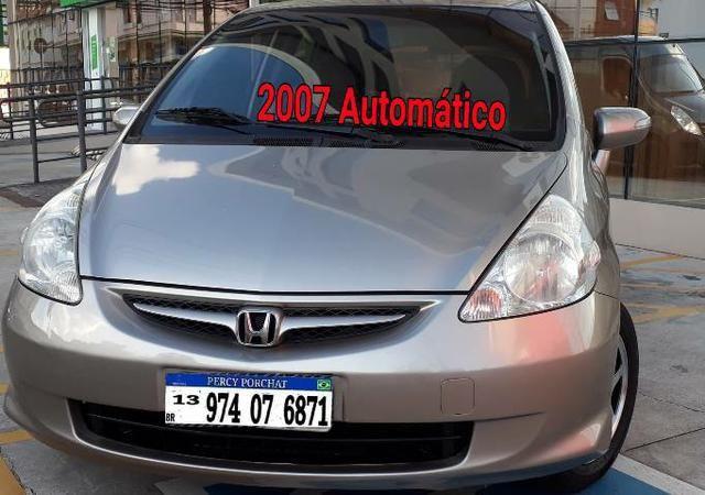 """Honda Fit 2007 automatico  """"Muito Novo""""  - Foto 2"""